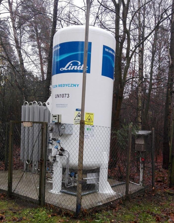 mycie zbiorników ciśnieniowych